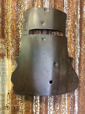 Ned Kelly Helmet Wall Hanging , Full Size 1.6 mm steel WH6-2-1119