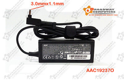 Original Adapter Charger For ACER Spin B118 Series N16Q15