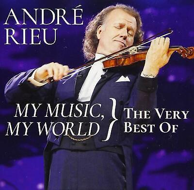 Audio Cd Andre Rieu: My Music, My World: The Very Best Of (2 Cd)