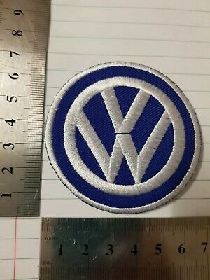 VW Iron on patch