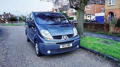 Lovely 2011 Renault Traffic 2.0 Litre Diesel. * SUPER CLEAN EXAMPLE *