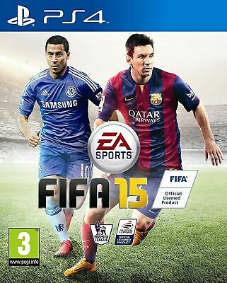 * PLAYSTATION 4 NEW SEALED Game * FIFA 15 * PS4