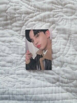 ATEEZ TREASURE EPILOGUE: ACTION TO ANSWER Photocard Jongho [ A Version ]