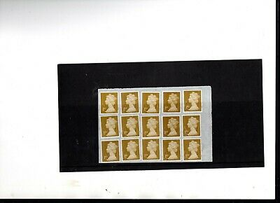 3.GB CHEAP POSTAGE 1st Class Stamps x50. Full Gum MNH. Ideal Cheap Postage