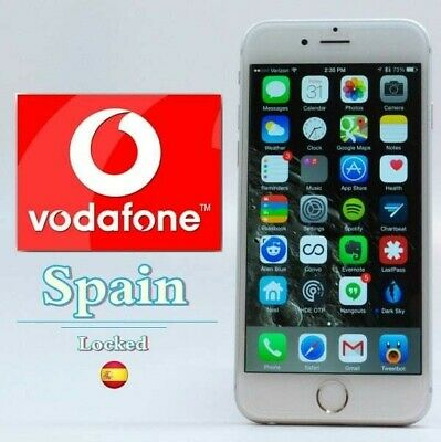 Vodafone Spain Premium Unlock Service, fits iPhone 6, 7, 8, X, XR XS, 11 Pro MAX
