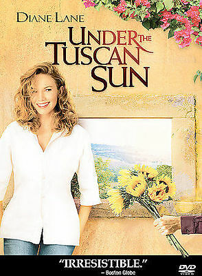 Under the Tuscan Sun (DVD, 2004, Widescreen Edition) Diane Lane