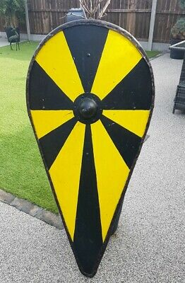 Authentic Kite shield purchased at The Battle of Hastings Reenactment