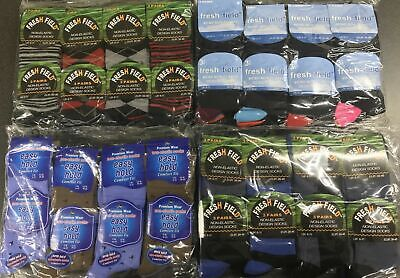 48 PAIRS OF MENS SOCKS ASSORTED SIZE 6-11 WHOLESALE JOB LOT