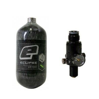 HPA System 4500 Psi Planet Eclipse E.LITE Edition with Protoyz Regulator
