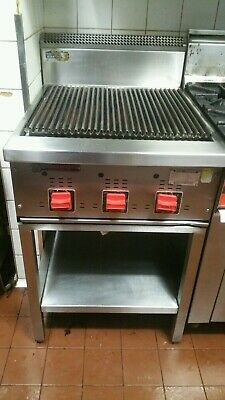 Char Grill cook on 600mm wide