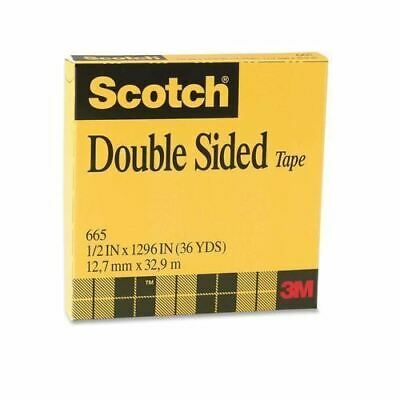 3M Scotch Double-Coated Tape 66512M33