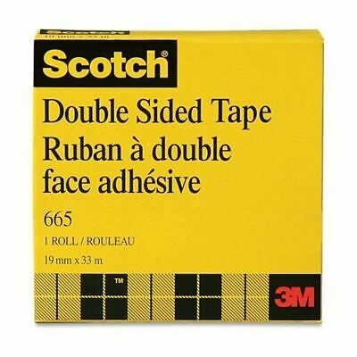 3M Scotch Double-Coated Tape 66518M33