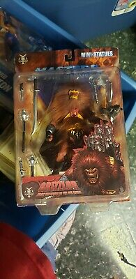 2005 Mini Statues Masters Of The Universe Grizzlor