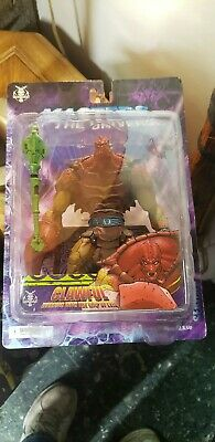 2005 Mini Statues Masters Of The Universe Clawful