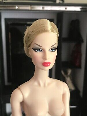 """Fashion Royalty Reigning Grace Eugenia Perrin Frost NUDE 12"""" Integrity Toys"""
