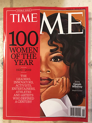 100 WOMEN OF THE YEAR 1920-2020 Special Edition TIME MAGAZINE March 16/23, 2020