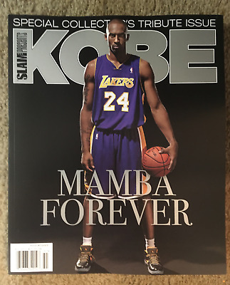 No Label KOBE BRYANT FOREVER Slam Presents SPECIAL COLLECTOR ISSUE MAMBA FOREVER