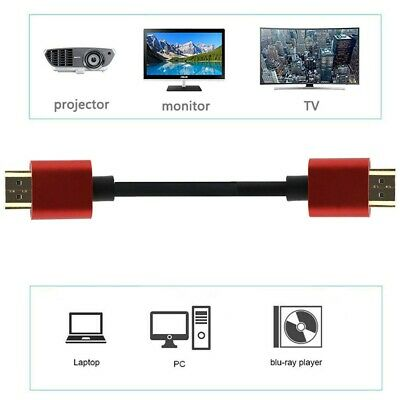 3.2/6/10ft V2.0 HD HDMI Audio Cable 4K 3D 1080P Ethernet For LCD HD LED TrueHD