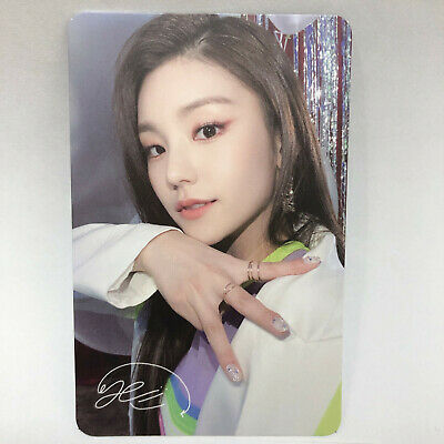 Itzy Yeji Official 2nd Mini Album IT'z ME Photocard S Photo Card jyp ent Kpop