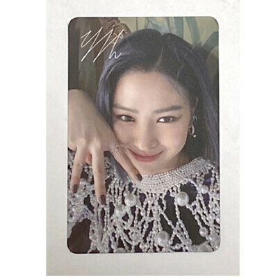 Itzy Ryujin Official 2nd Mini Album IT'z ME Photocard S Photo Card jyp ent Kpop