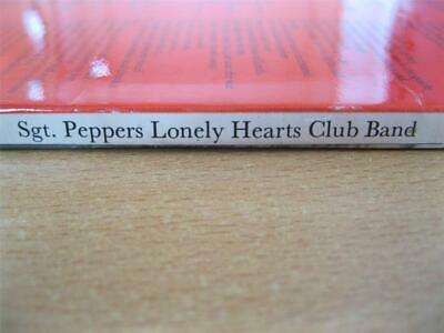 THE BEATLES, SGT PEPPER'S LONELY...SUPERB 1967 UK PARLOPHONE MONO 1st PRESS