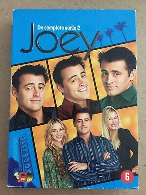 Joey (friends) season 2 on dvd