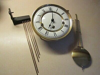 Vintage Franz Hermle Westminster Movement In Very Good Working Order