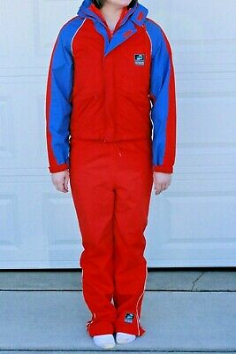 Vintage Performance Gore-Tex Jacket and Pants set Women Men X Small Cycling Wear
