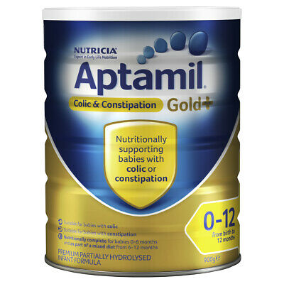 Aptamil� Gold+ Colic & Constipation From Birth To 12 Months 900G
