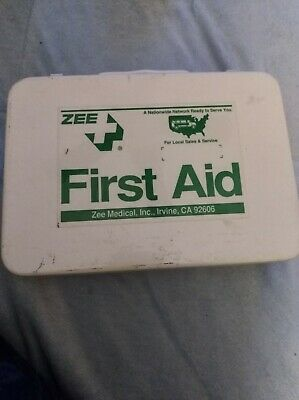 Zee Wall Mount First Aid Kit
