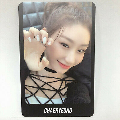 Itzy Cheryeong Official 2nd Mini Album IT'z ME Photocard B Photo Card jyp Kpop