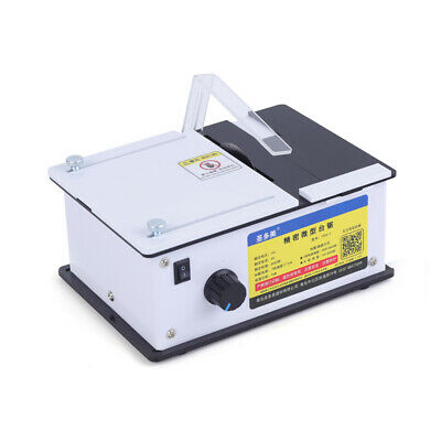 Portable Mini Electric Precision Table Saw Woodworking DIY Bench Saw 8000 RPM