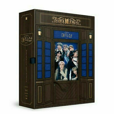 BTS 5th MUSTER [MAGIC SHOP] Full Set / DVD+Photobook+Popup Box+Photocards