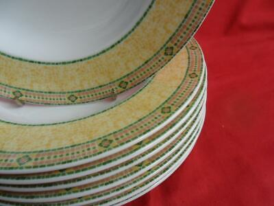 """Wedgwood, HOME, Florence, 6 x 9"""" Rimmed Bowls"""