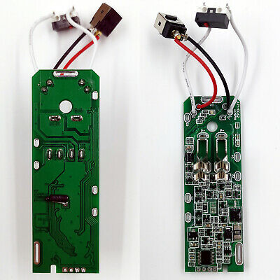 Replacement Battery Charging PCB Circuit Board for Dyson V6 V7 Vacuum Cleaner