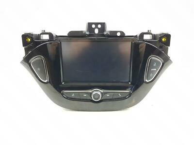 2014-2018 MK4 Vauxhall Corsa E MULTI FUNCTION DISPLAY SCREEN + SURROUND