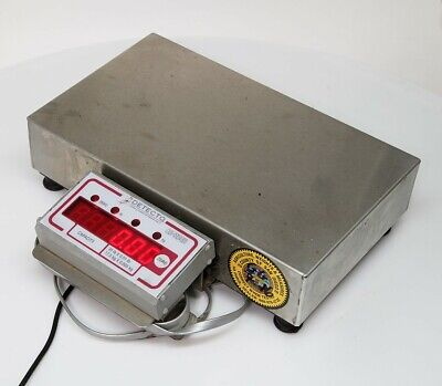 Cardinal DETECTO AS-334D Commercial Grade Digital Scale 35lbs-0.01lb 17.5 005Kg
