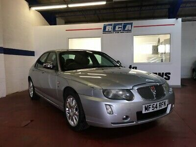 Rover 75 Connoisseur Se V6 Automatic 2.5 Petrol 2004 Silver Fully Loaded