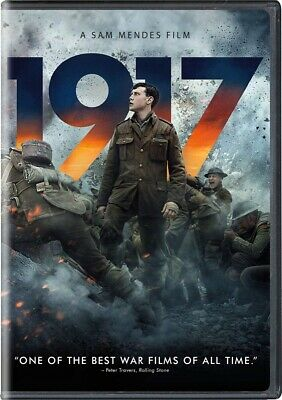 1917 Dvd 2020 Brand New Fast Shipping