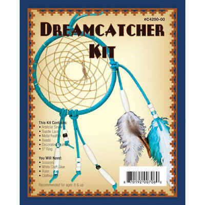 """Make A Dreamcatcher Kit x 5"""" Diameter for ages 8 and up"""