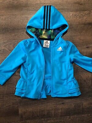 Adidas Jacket Girls 18 Months