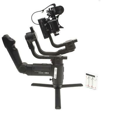 Zhiyun CRANE 3 LAB 3-Axis Handheld Gimbal Stabilizer with Wireless Image Transmi