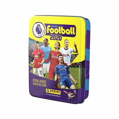 Panini's Football 2020 – The Official Premier League Sticker Collection Pocke...