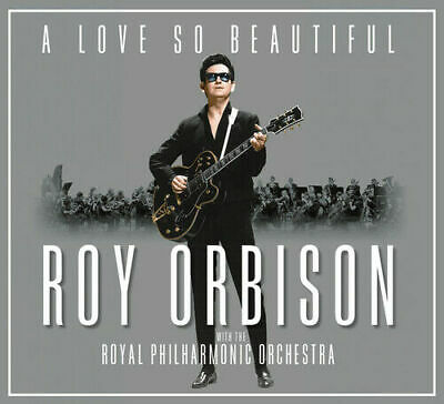 A Love So Beautiful Roy Orbison Album NEW CD Philharmonic Orchestra GIFT IDEA