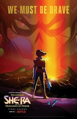 She-Ra poster (g)  - 11 x 17 inches - She-Ra and the Princess Of Power