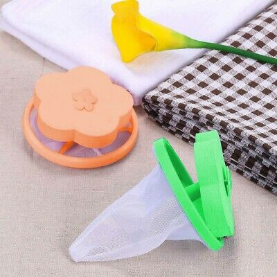 Floating Pet Fur Catcher Filtering Hair Removal Device Wool Cleaning Supplies IJ