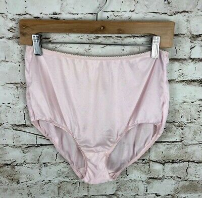 NWOT Maidenform Wise Buys Full Cut Brief Panties Style 40675 Size 7 - Pink