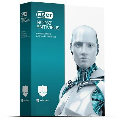 ESET NOD32 🔥Antivirus 13 2020 🔥Download edition 10 months (HOT)  limited stock
