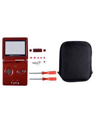 Replace Housing Shell Case X Y Screwdriver Storage Bag for GAME BOY GBA SP