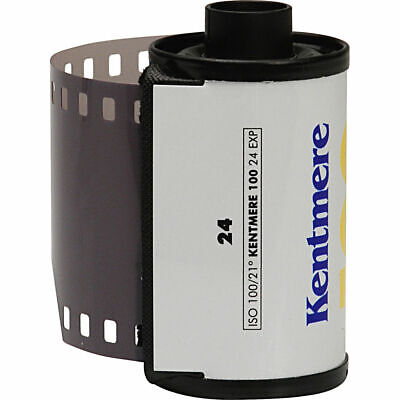Kentmere 100 ASA Black and White  Negative Film (35mm Roll Film, 24 Exposures) 6